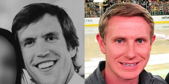 Owen Green, left, and Michael Goerne were killed in an avalanche near Crested Butte on Saturday.