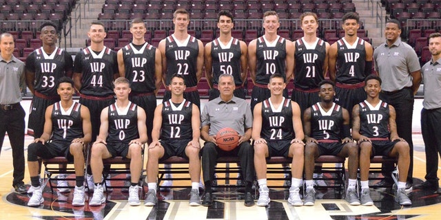 Indiana University of Pennsylvania admitted that they had to wear their opponent's old uniforms after forgetting their jerseys.