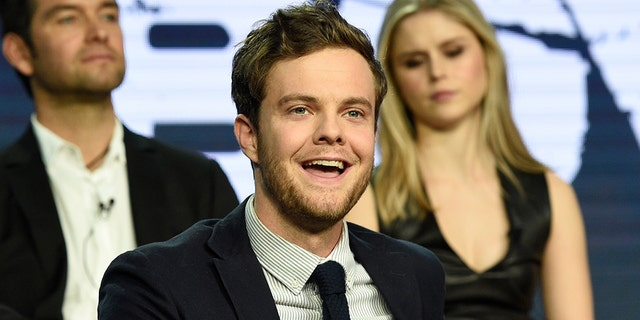 Jack Quaid tweeted a brief rebuke of Donald Trump.