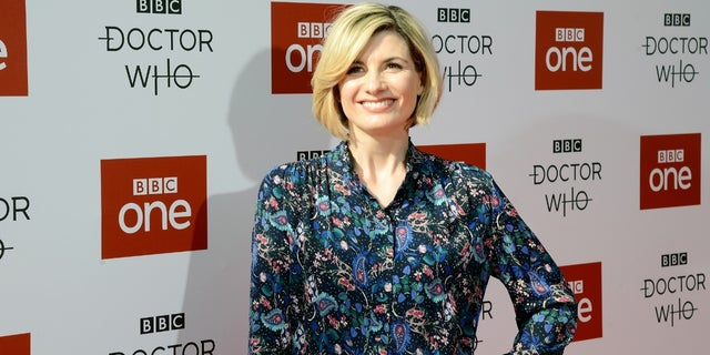 """""""Doctor Who"""" star Jodie Whittaker said she was pressured to change her look when she began acting."""