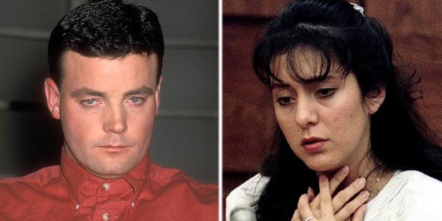 "Former spouses John Wayne and Lorena Bobbitt participated in the new Amazon Studios docuseries ""Lorena."" — Getty/Reuters"