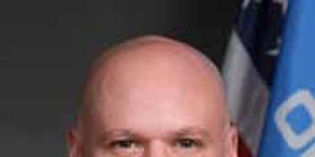 Rep. State Kevin West (Oklahoma State Legislature website)