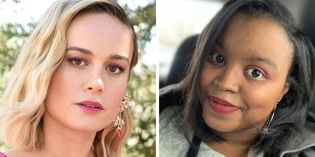"""Ahead of the upcoming release of """"Captain Marvel,"""" actress and star Brie Larson reportedly chose a female journalist who has cerebral palsy to interview her after coming to the realization that her previous press tours had a tendency """"to be overwhelmingly white male."""""""