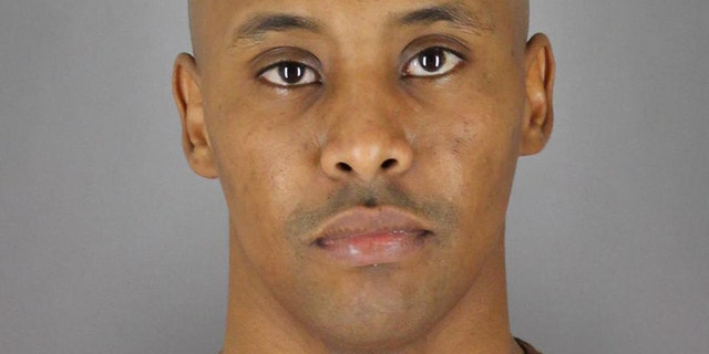 Mohamed Noor, 32, is pictured in this undated handout photo obtained by Reuters March 20, 2018. Hennepin County Sheriff's Office/Handout via REUTERS
