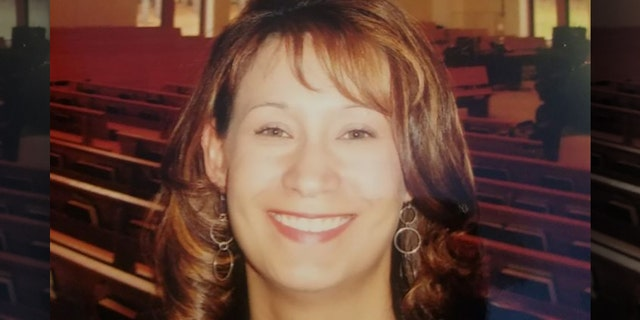 Mary Jo Jansen, 46, wasfound dead inside her home with gunshotwounds, a criminal complaint said.