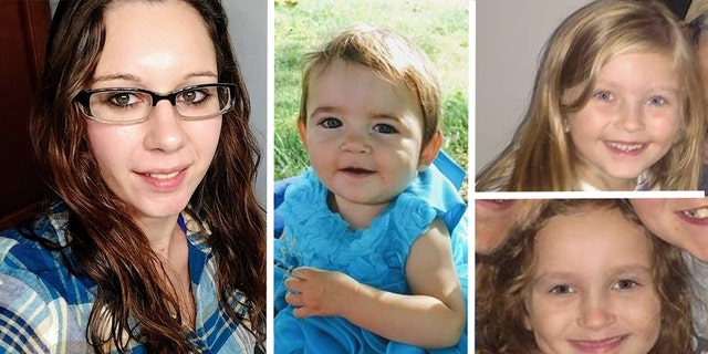 The bodies of Aubrianne Moore, 28 and her daughters Alaina Rau, 2; Cassidy Rodery, 6; and Kyrie Rodery, 8, were found Monday at a property near Cedar Springs, a community about 30 miles north of Grand Rapids. Authorities have confirmed the deaths as a triple murder-suicide.