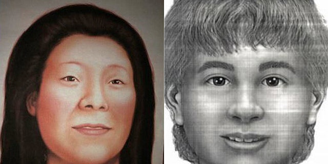 Myoung Hwa Cho and Robert Adam Whitt were killed months detached in 1998. Their bodies were found in dual detached locations about 215 miles detached along Interstate 85.
