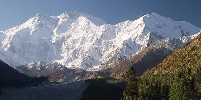 Nanga Parbat (also known as Nangaparbat Peak or Diamir) is the ninth highest mountain on Earth and the 2nd highest in Pakistan.