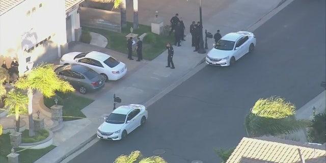 3 men shot dead at California home in upscale, gated