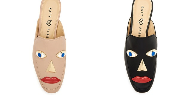 Katy Perry's shoe line pulls two pairs over blackface controversy