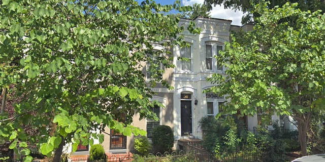 Senator Bernie Sanders and his wife, Jane O'Meara, own this townhouse built in the late 1800s in the District of Columbia. It's a one bedroom, one and a half bath with a brick exterior