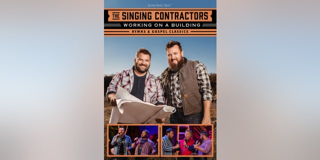 "The Singing Contractors released their first album titled ""Working on a Building."""