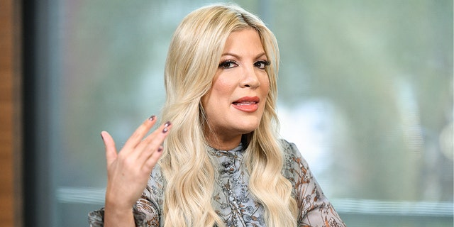 Tori Spelling confirms '90210' revival is in the works