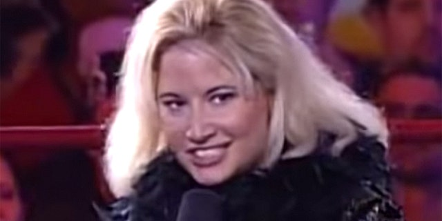 Tammy Sytch as Sunny in WWE