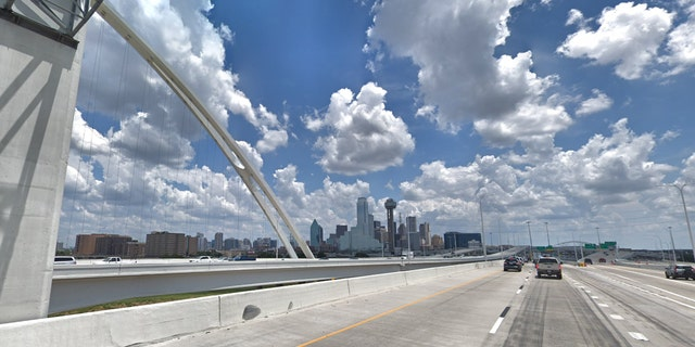 Triston Bailey fell from the Margaret McDermott Bridge when trying to take a selfie with the Dallas skyline.