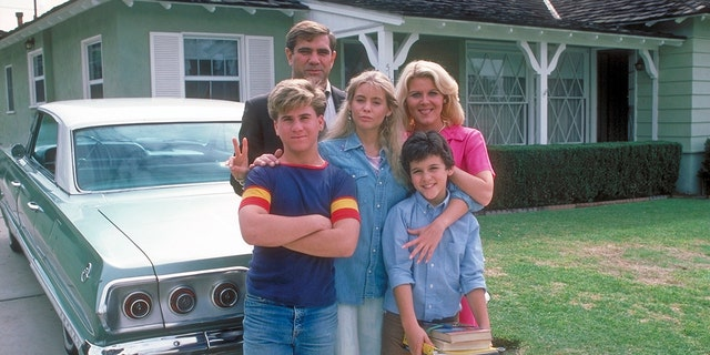 """""""The Wonder Years"""" aired on ABC from 1988 to 1993"""