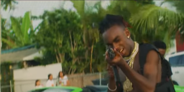"""YNW Melly in his music video for """"Murder On My Mind."""""""