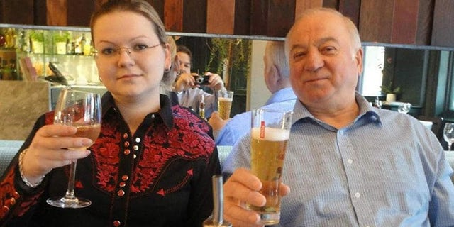 Sergei, 66, and his 33-year-old daughter survived the attacks, which caused them to pass out on a public bench while foaming at the mouth. Sergei's daughter Yulia had come to Salisbury to visit him the day before the attack, which took effect just after the left Zizzi Restaurant in town