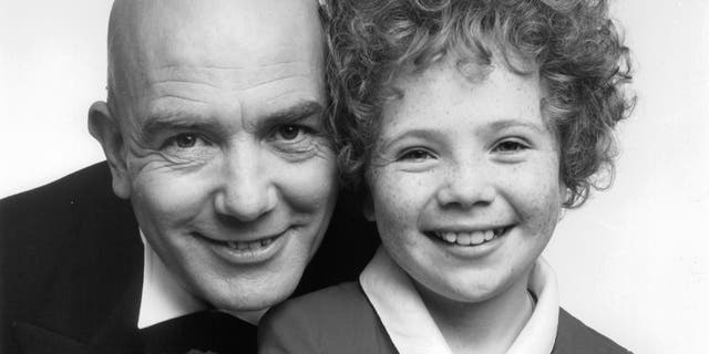 Albert Finney, Daddy Warbucks in 'Annie', has died at age 82