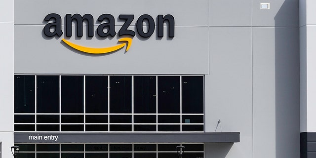 The Amazon warehouse and distribution center is located in Shelby Township, Michigan.