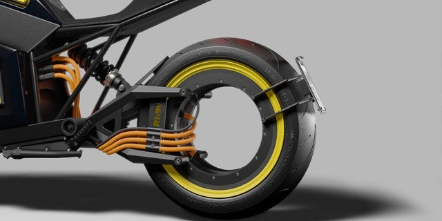 Finnish Electric Motorcycle Debuts With Revolutionary