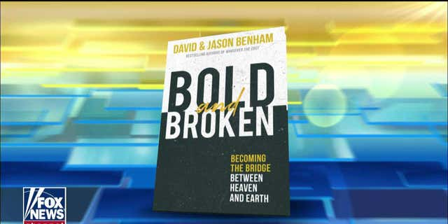 'Bold and Broken: Becoming the Bridge Between Heaven and Earth' by David Benham and Jason Benham