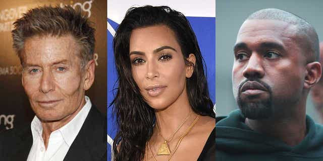 Calvin Klein, Kim Kardashian and Kanye West are among a large number of celebrities who have purchased mansions in South Florida.