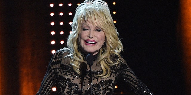 Dolly Parton opened up about her marriage to Carl Dean.