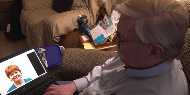 Don Strait said hopes to see Senate Bill 165 pass so terminally ill patients don't suffer like his wife, who died last summer of adnominal cancer.