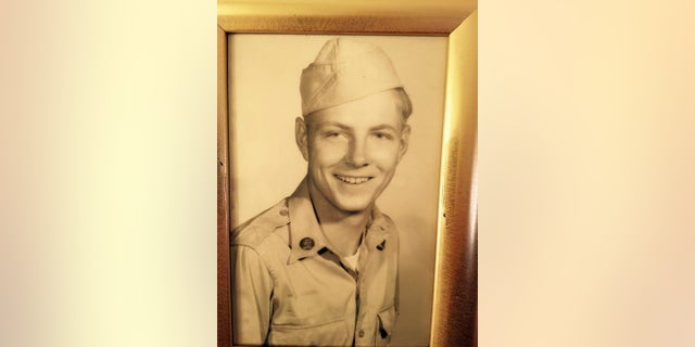 Donald Herman Voigt joined the National Guard in 1952.