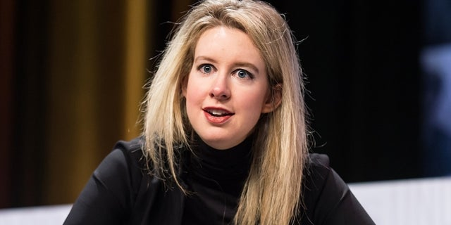 As her company was facing serious trouble, then-CEO of Theranos Elizabeth Holmes jetted off across the U.S. to purchase a Siberian husky she later claimed was a wolf, a report said.