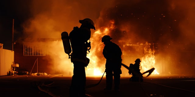 Volunteer firefighters save communities billions of dollars a year. But a personnel shortage is looming. (iStock)