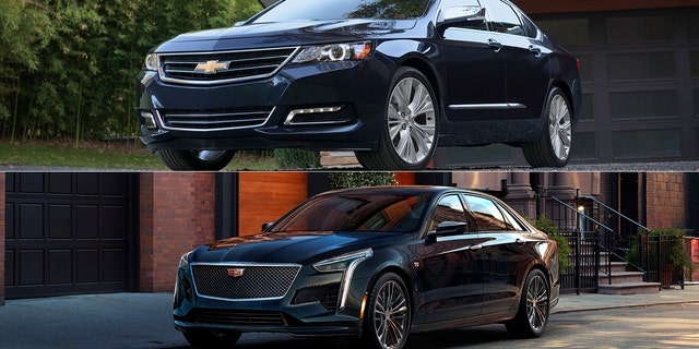 GM decides not to kill Chevrolet Impala and Cadillac CT6 ...