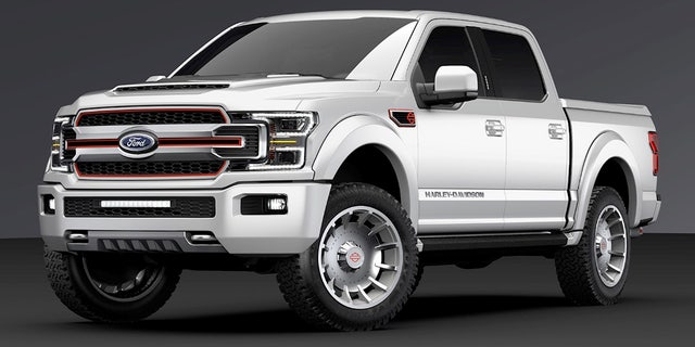 F 150 Harley Davidson Edition Returns But Not From Ford Fox News