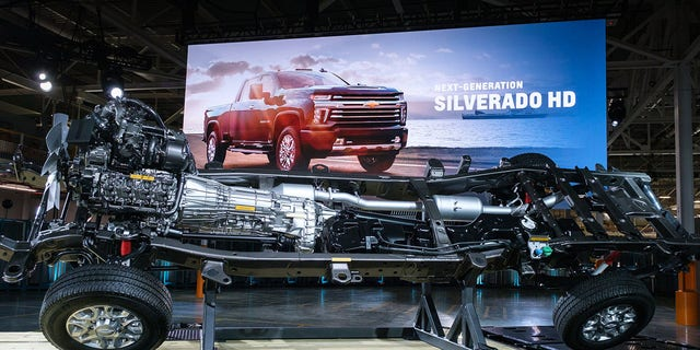 The 2020 Chevrolet Silverado HD is the strongest pickup in ...