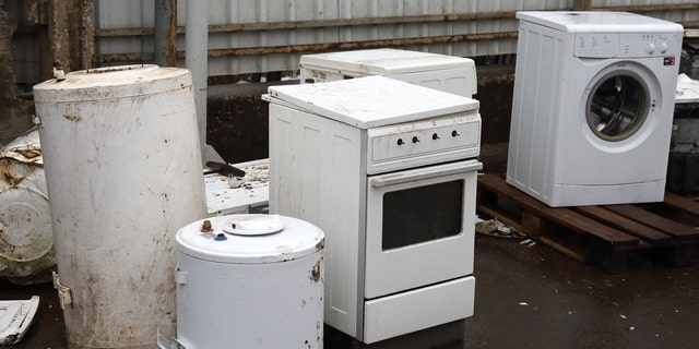 Many donation centers, such as Habitat for Humanity ReStores, will also take appliances that are in working condition. If they aren't in working condition, check with your waste hauler to see if they offer special pick-up services or if the appliances can be recycled curbside.