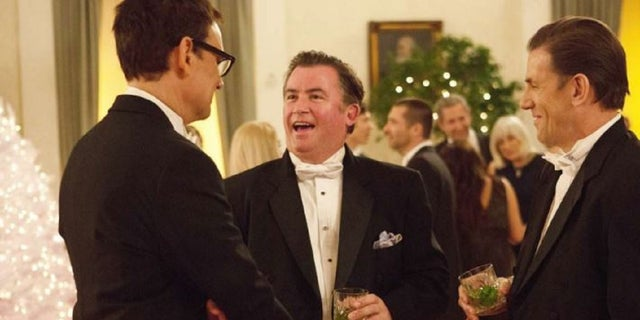 """""""Southern Charm"""" cast members John David Madison, Thomas Ravenel and Whitney Sudler-Smith. Both Madison and Ravenel have been accused of sexual assault."""