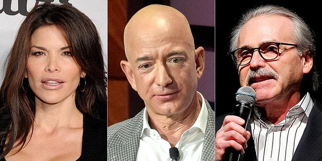 Saudis hacked Jeff Bezos' phone and leaked racy texts, investigator claims