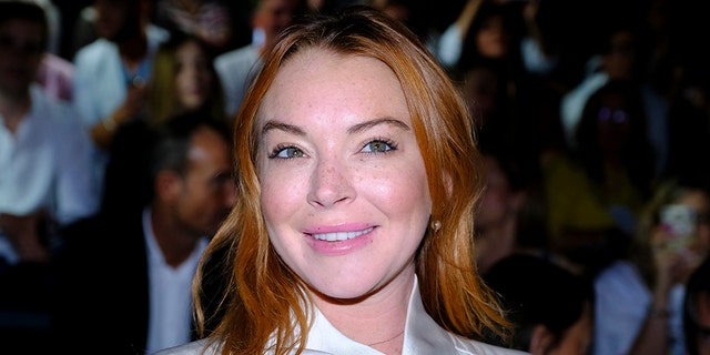 Actress Lindsay Lohan's father spoke out about her relationship to crown prince of Saudi Arabia Mohammad bin Salman.