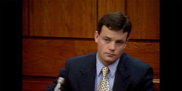 John Wayne Bobbitt during the trial.