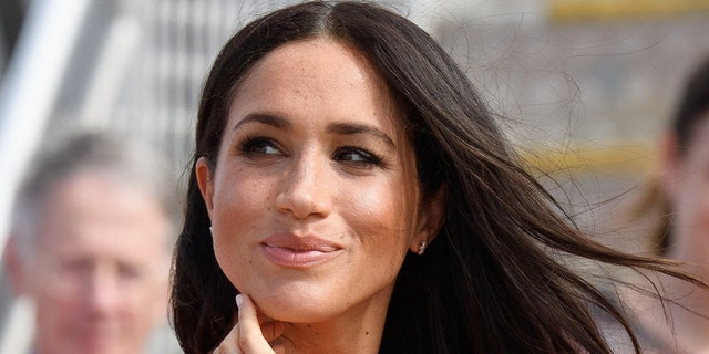 "Prince Harry visited Meghan Markle in Toronto while she filmed ""Suits."""