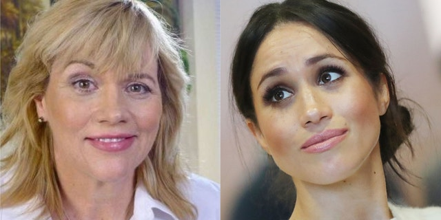 Samantha Markle, left, has frequently spoken out against the Duchess of Sussex.