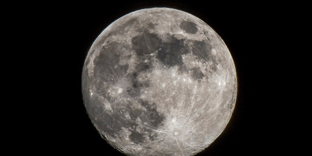 An astrophotographer in Sacramento, Calif., took advantage of the February supermoon to create a stunning image.