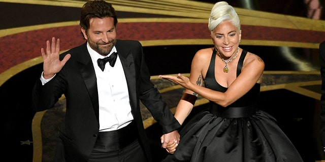 Lady Gaga told about the affair with Bradley Cooper