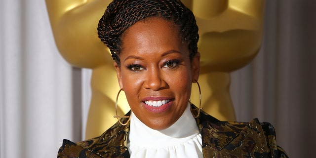 Actress Regina King (Photo by Joel C Ryan/Invision/AP)