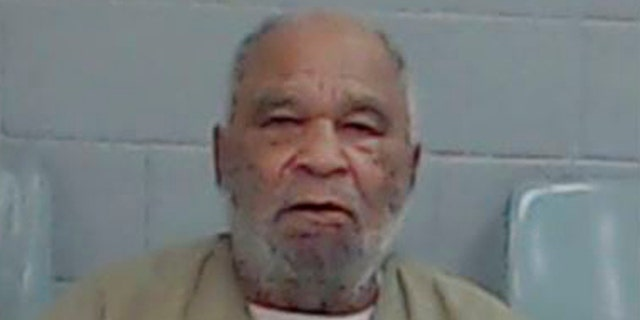 This undated file photo provided by the Ector County Texas Sheriff's Office shows Samuel Little.