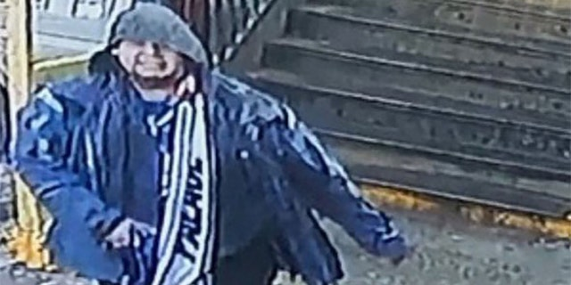 Ramiro Gutierrez is suspected of killing another man on a New York City Subway platform Sunday afternoon.