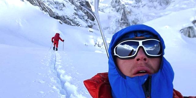 Tom Ballard was climbing the mountain with Italian climber Daniele Nardi. They last made contact on Sunday.