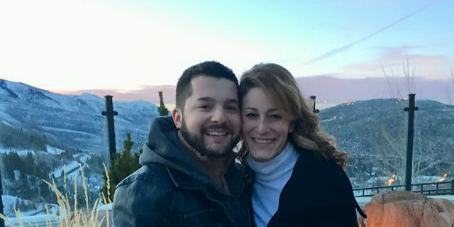 """""""Jen's the warmest, most loving, and beautiful person inside and out. The proposal was exactly as I hoped it would be,"""" said Brandon."""