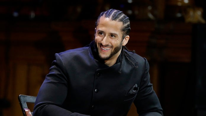 Colin Kaepernick's Nike commercial is nominated for an Emmy Award